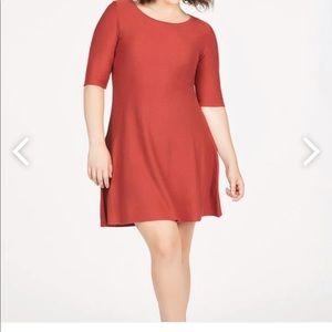 Beautiful Flare Sweater Dress